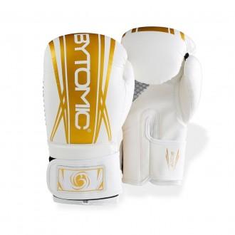 Bytomic Boxerské rukavice Axis V2 - Bíle