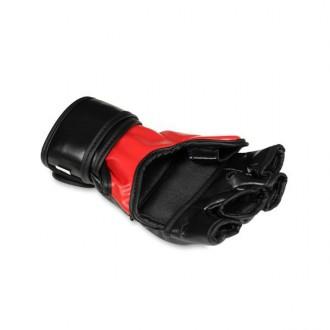 DBX BUSHIDO MMA rukavice e1v3 - Černé