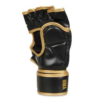 DBX BUSHIDO MMA rukavice E1v8 - Černé