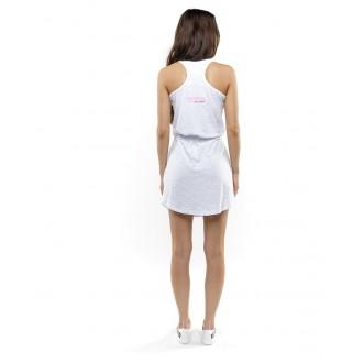 Devergo dámské šaty 805 - Bílá