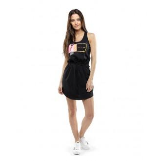 Devergo dámské šaty 805 - Černá