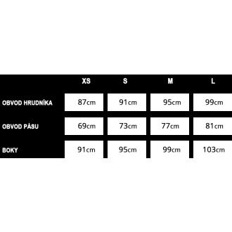 Devergo Dámské Triko 805 - Červené