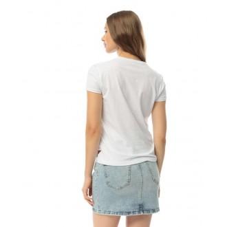 Devergo dámské triko DVRG - Bílá