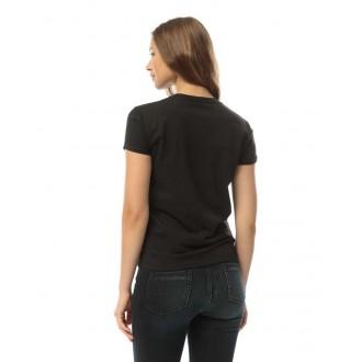 Devergo dámské triko DVRG - Černá