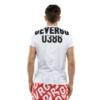 Devergo pánské triko 402 - Bílá