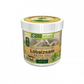Herbioticum Pferdebalsam Aktivní gel Koňská mast chladivá
