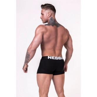 NEBBIA boxerky 701 - Černé