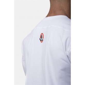 Nebbia Golden Era tričko 192 - Bílé