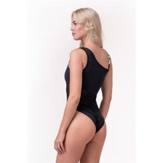 NEBBIA One shoulder sporty plavky 559
