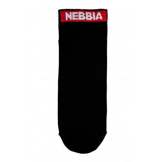 Nebbia SMASH IT kotníkové ponožky - Černé