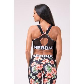 Nebbia Aloha sportovní podprsenka 551