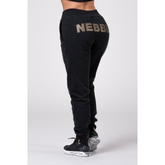 Nebbia Tepláky Intense Gold Classic 826