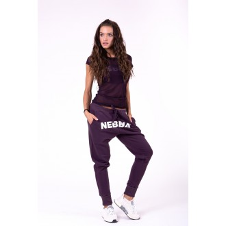 Nebbia tričko Flash-Mesh 665 - Burgundy