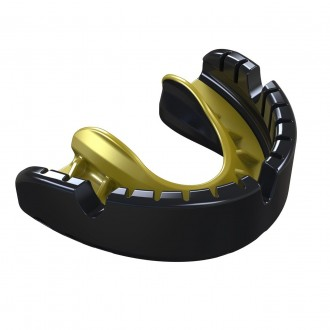 Opro Gold Braces Chránič zubů - Černý