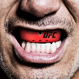 Opro Gold UFC Chránič zubů - Červený