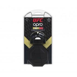 Opro Gold UFC Chránič zubů - Černý