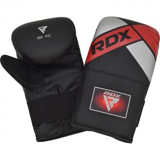 RDX Boxerské pytlovky F2 - Červeno/Černé