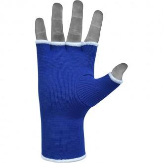 RDX Elastická bandáž na ruce - Modré