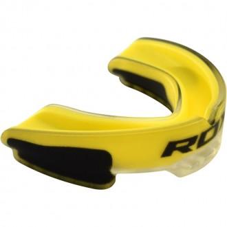 RDX Gum Shield Gélový Chránič Na Zuby - Žlutý