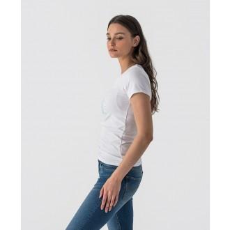 Retrojeans dámské triko ARELY T-SHIRT - Bílá