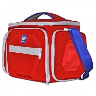 FITMARK Termotaška SHIELD - červeno / modrá