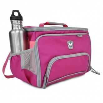 FITMARK Termo taška THE BOX LG - Růžová