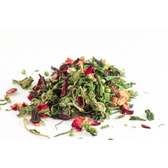 Zelená Země Konopná směs ovocná - 50g
